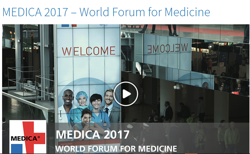 ClearSky is heading to MEDICA 2017