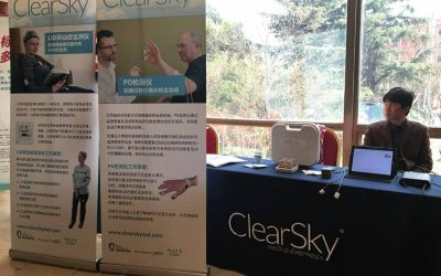 ClearSky attends neurodegenerative disease conference in China