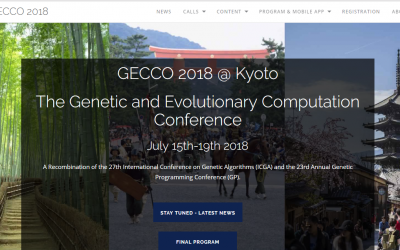 ClearSky team heads to GECCO 2018