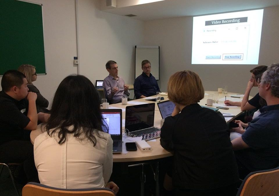 ClearSky hosts research workshop to improve machine learning