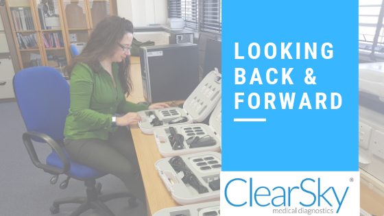 ClearSky update: a look back