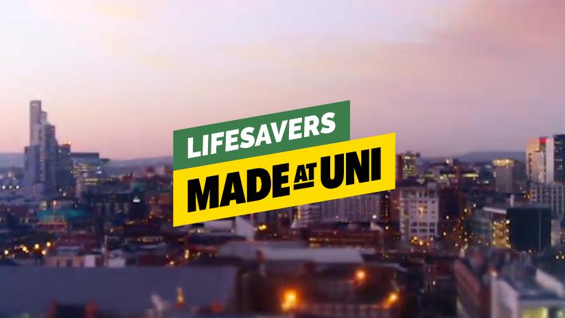 Lifesavers Made at Uni
