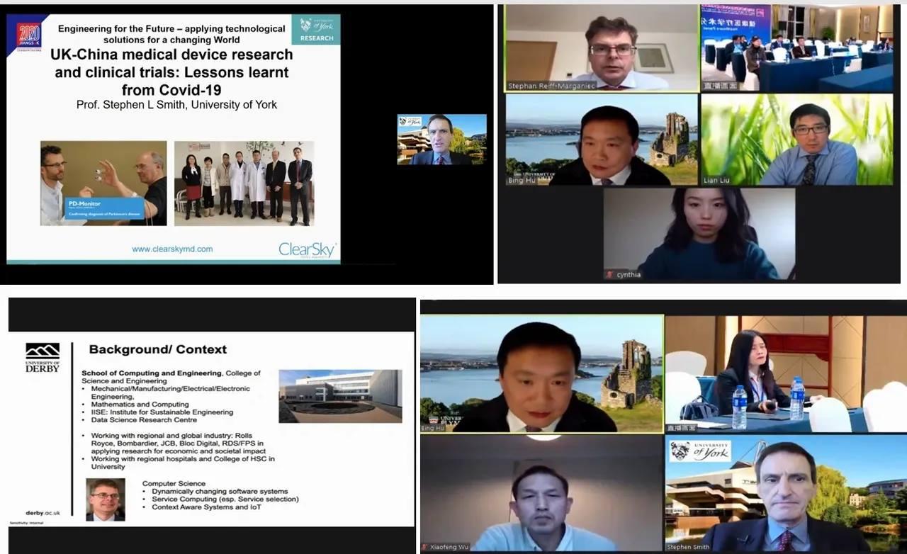 China UK Consortium